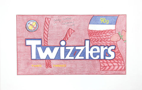 Untitled (Twizzlers)