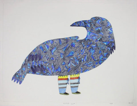 Inuit Title (Transforming Raven)