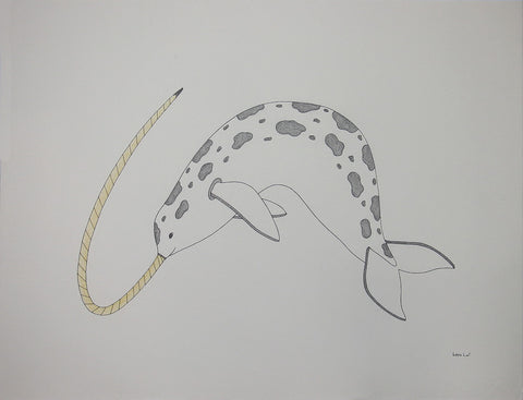 Untitled (Narwhal)
