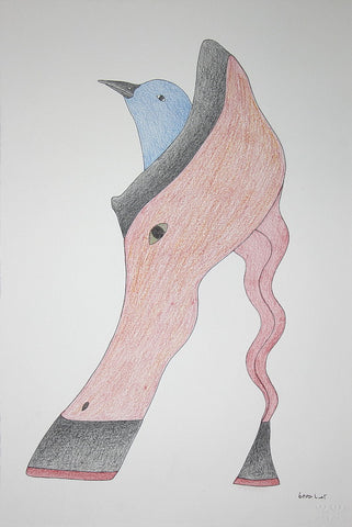 Untitled (Caribou Heel)