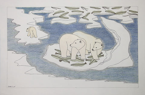 Untitled (Polar Bears)