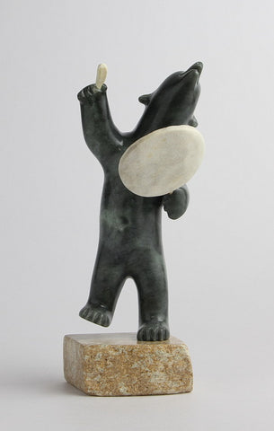 Drum Dancing Bear