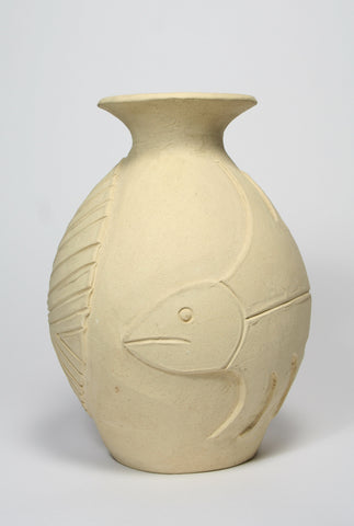 Fish Design (Unglazed)