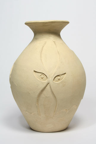 Owl Design (Unglazed)