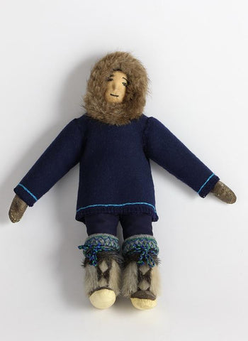 Inuit Doll by Unidentified
