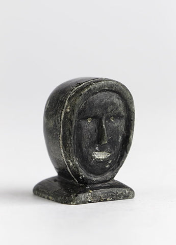 Head by J Sieel Inuit Artist from