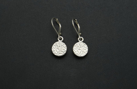 Winter Sky Earrings