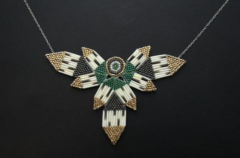Enchanted Bird Necklace