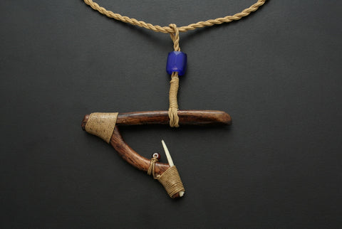 Halibut Hook Pendant