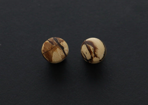 Small Ivory Earrings