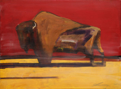 Untitled (King Buffalo)