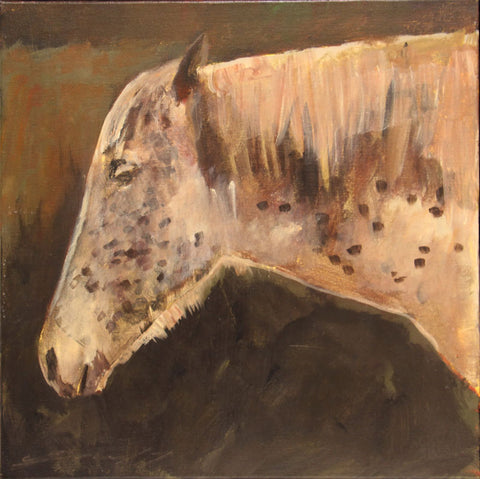 Untitled (Horse Head)