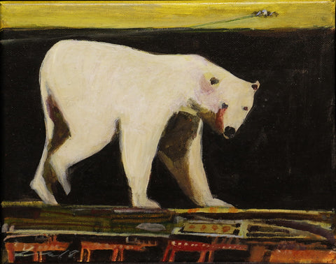 Polar Bear at UFO Hotspot