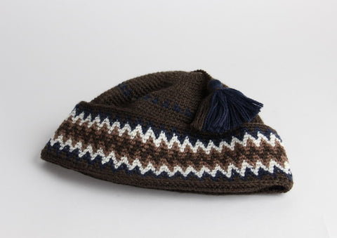 Hat – Brown