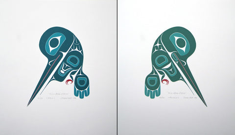 Tliia - Bird Of Myth (Diptych)