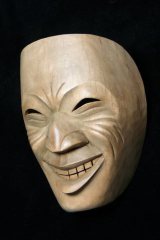 Tobacco Ceremony Mask (Seneca)