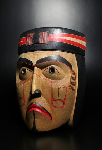 Kwagiulth Chief's Mask