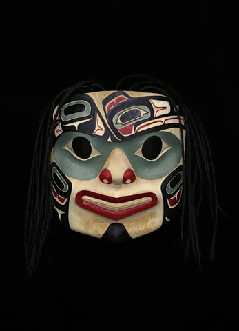 Raven Warrior Mask