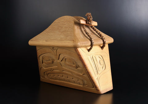Whale Design Tackle Box