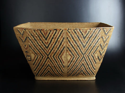 Large Rectangler Basket, c.1935