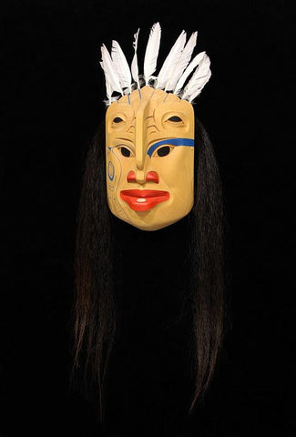 Eagle Princess Mask
