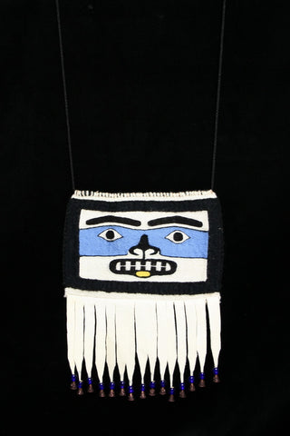 Female Ancestor Potlatch Bag