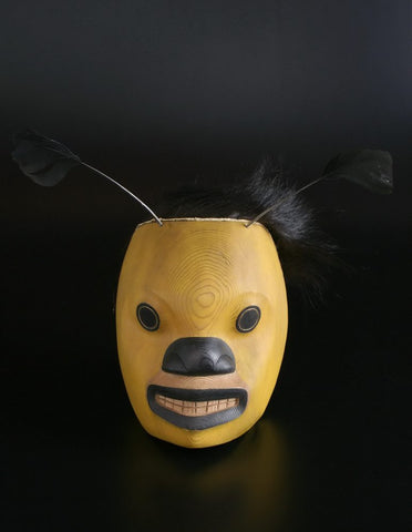 07. Bumble Bee Mask
