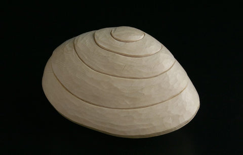 Clam Shell Rattle