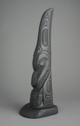 Haida Raven Inside of the Killerwhale