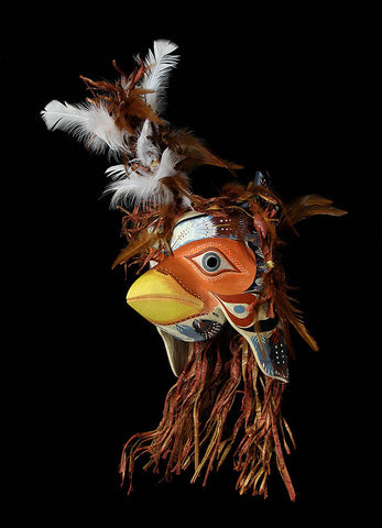 Grouse Mask