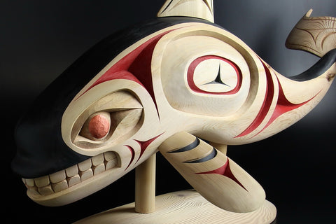 Salish Killerwhale
