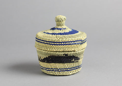 Whale Design Basket