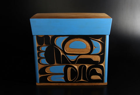 Raven Design Bentwood Box