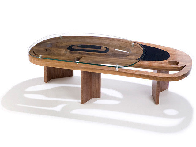 Dwell Coffee Table.Ovoid Coffee Table Salmon Trout S Head Inuit Gallery Of Vancouver Ltd