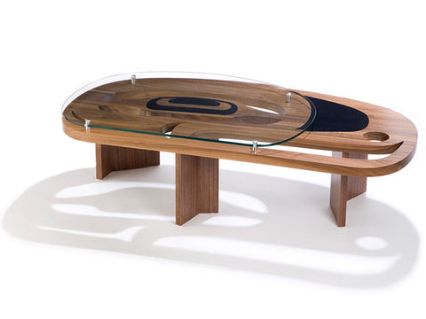 Ovoid Coffee Table