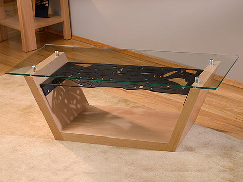 Passage Coffee Table - Salmon
