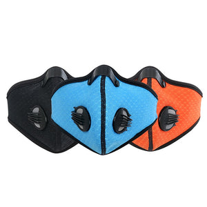 Activated Carbon Face Protector (Sports)