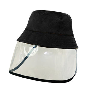 Kids Face Protection Hat