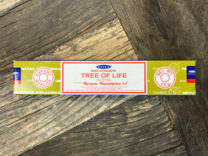 Tree of Life Incense, Satya