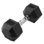 Body Solid 30lb Rubber Dumbell