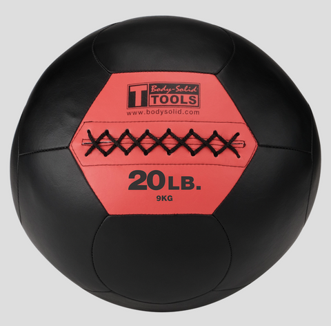 Body Solid 20lb Soft Medicine Ball