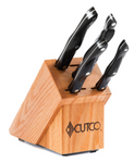 Cutco Essential Knife Set With Block