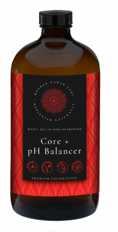 Core & pH Balancer Mother Earth Labs Quart