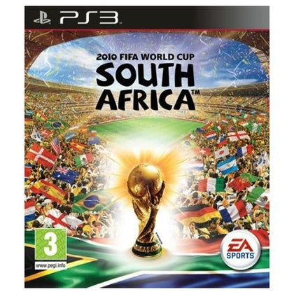 PS3 - 2010 Fifa World Cup South Africa (3) Preowned