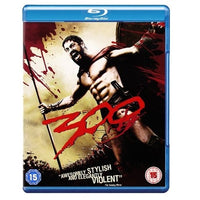 Blu-Ray - 300 (15) Preowned
