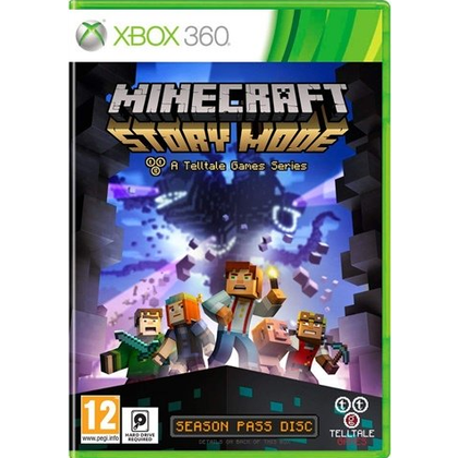 360 - Minecraft: Story Mode (Episode 1 Only) Preowned
