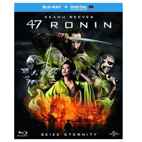 Blu-ray - 47 Ronin (12) Preowned