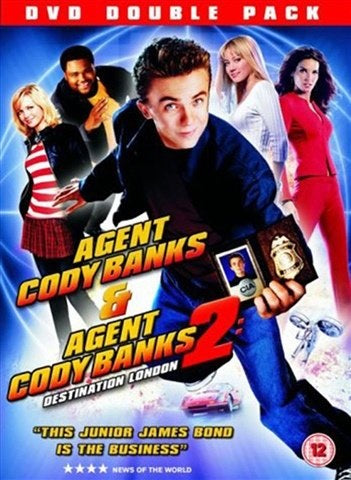 DVD Boxset - Agent Cody Banks 1 And 2 (12) Preowned
