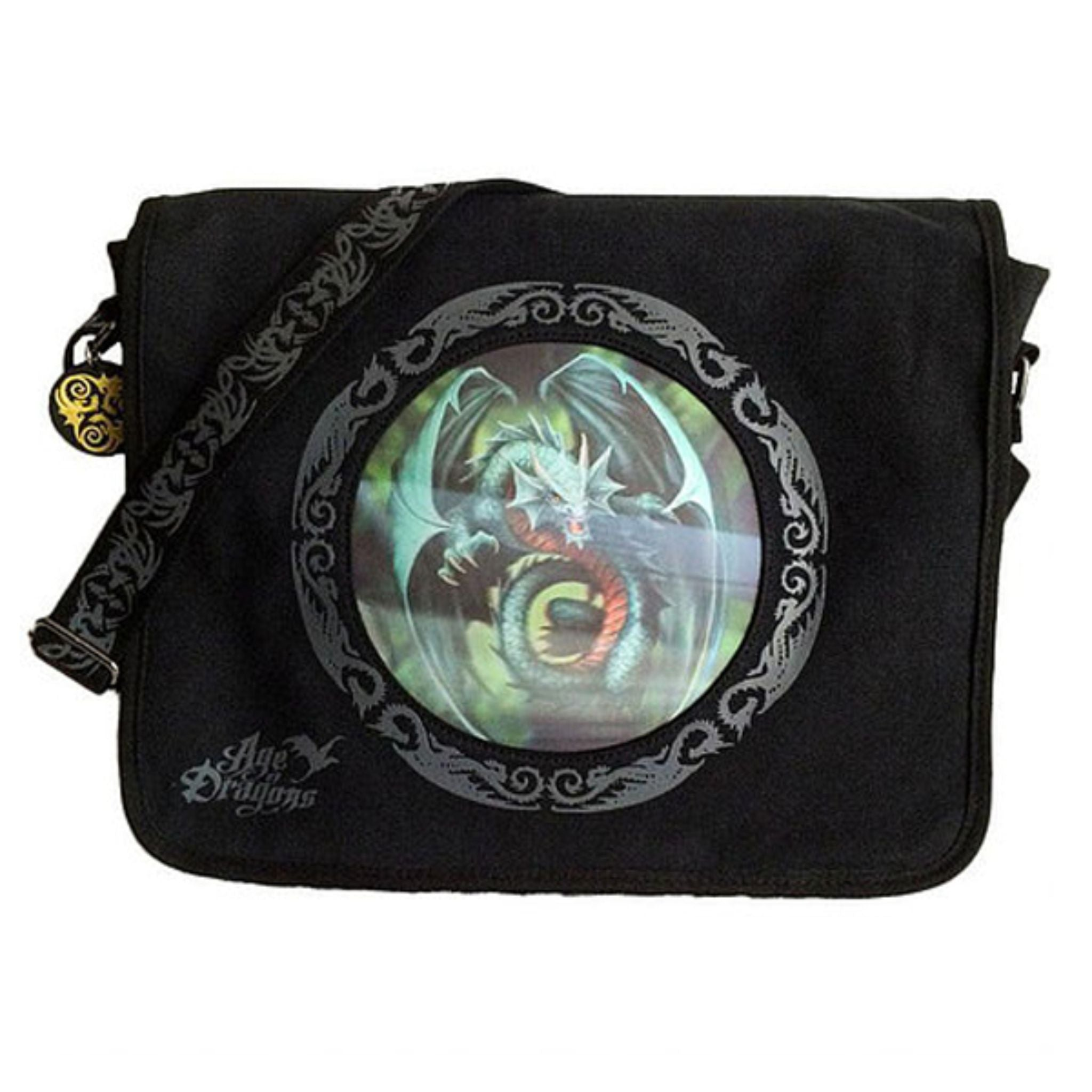 Age of Dragons Messenger Bag