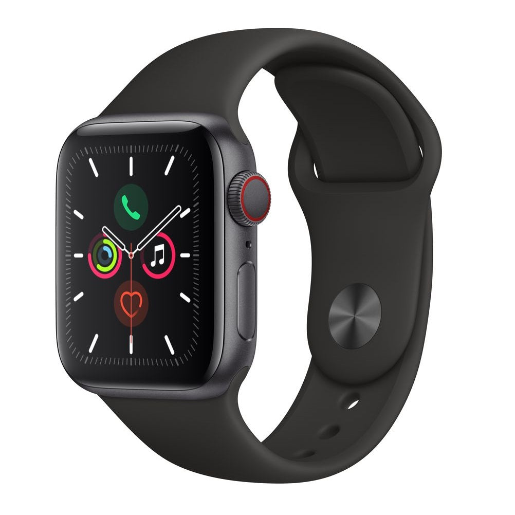 Apple Watch Series 5 44mm GPS Space Grey Grade A Preowned